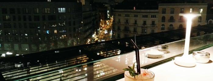 Hotel Condes de Barcelona is one of Tempat yang Disukai Romy Alyssa.