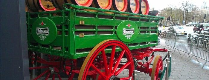 Heineken Experience is one of Amsterdam.