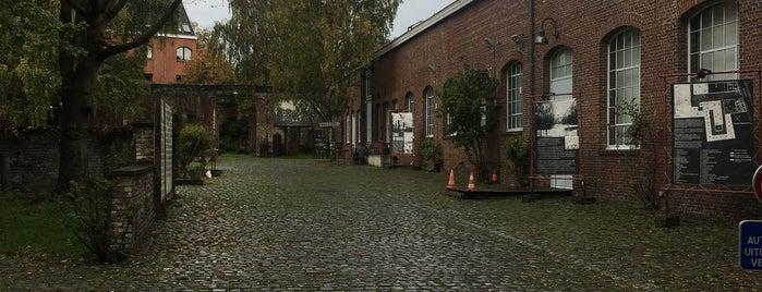 La Fonderie - Brussels Museum voor Arbeid en Industrie / Musée bruxellois des Industries et du Travail is one of Anthony : понравившиеся места.
