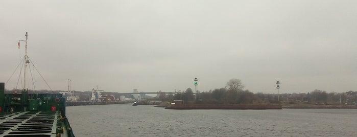 Nord-Ostsee-Kanal is one of Orte, die Ma gefallen.
