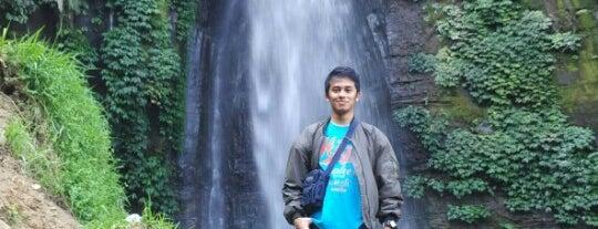 Air terjun Coban Talun is one of Malang.