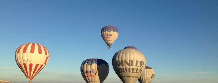 Balon Turu is one of Gittiğim Önemli Yerler.