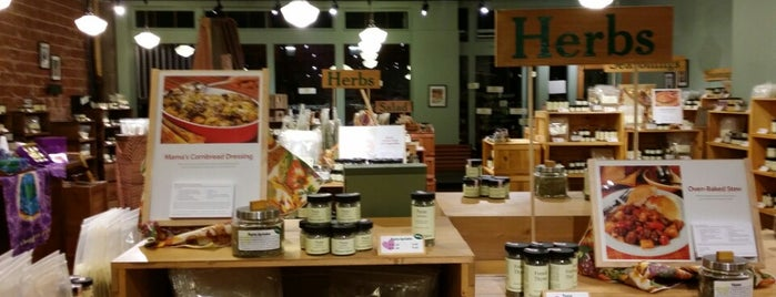 Penzeys Spices is one of portland 2015.