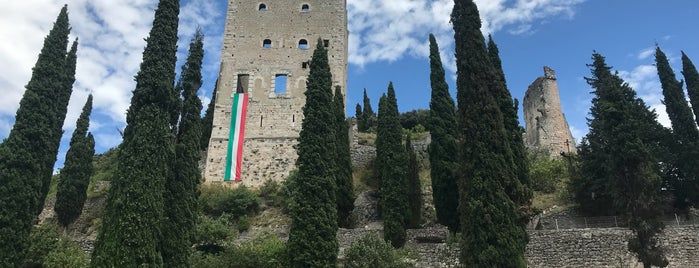 Castello di Arco is one of Trips / Tuscany and Lake Garda.
