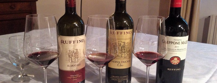 Tenuta Gretole - Ruffino is one of Chianti Classico Producers.