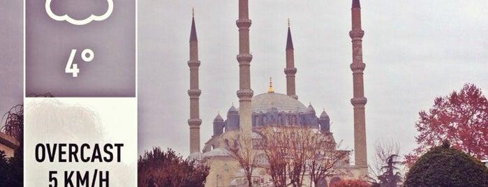 Selimiye Meydanı is one of Edirne Gezisi.