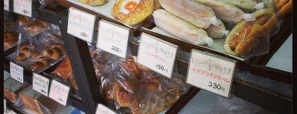 まるき製パン所 is one of Japan.