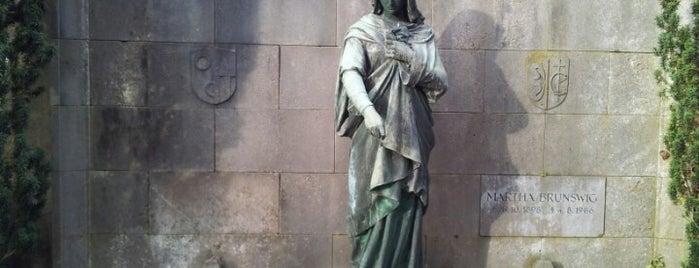 Alter Friedhof is one of Darmstadt - must visit.