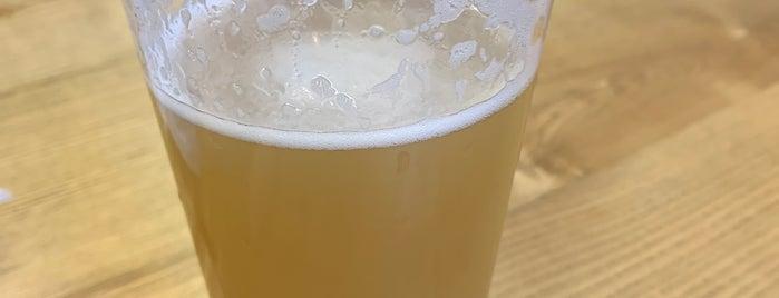 Big Village Brewery & Taproom is one of Александр : понравившиеся места.