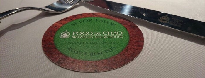 Fogo De Chão México is one of Polanco.