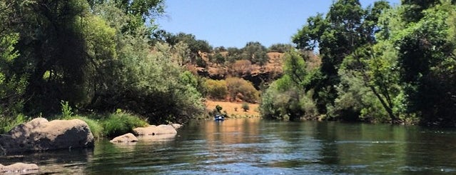 Knights Ferry Recreation Area is one of National Recreation Areas.