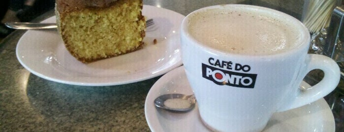 Café Grão Fino is one of Elcio'nun Beğendiği Mekanlar.