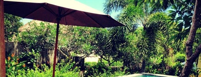 Park View Heights Villas Bali is one of Tafuin 님이 저장한 장소.