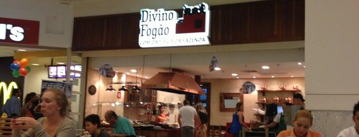 Divino Fogão is one of Restaurantes.