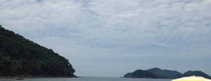 Praia do Sahy is one of Ricardo 님이 좋아한 장소.
