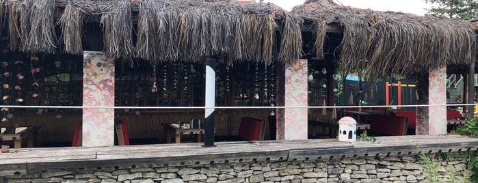 Patron Dinlenme Tesisleri is one of Tempat yang Disimpan Cengiz.