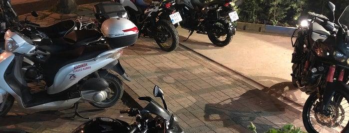 Rider Cafe is one of BURAK : понравившиеся места.