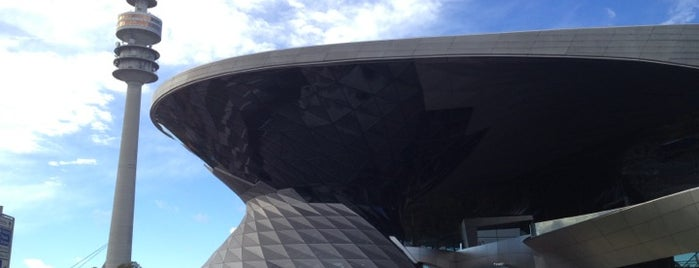 BMW Welt is one of Lugares favoritos de Петр.