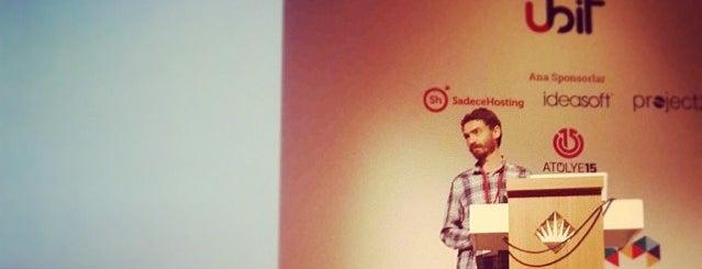 PHP Konferansı #PHPKonf is one of Faruk : понравившиеся места.