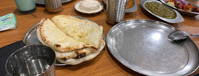 Jaggi's Northern Indian Cuisine is one of Yuryさんのお気に入りスポット.