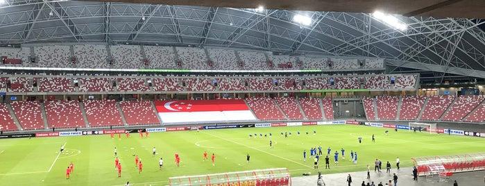 National Stadium is one of Riann 님이 좋아한 장소.