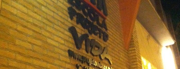 Escola Projeto Vida is one of Lugares favoritos de Igor.