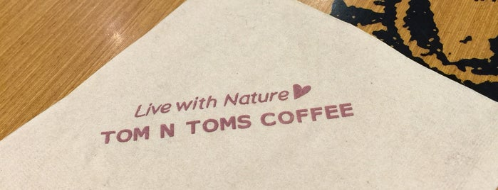 TOM N TOMS is one of BKK24HR.