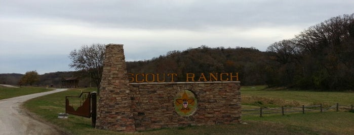 Little Sioux Scout Ranch is one of Boy Scout Camps.