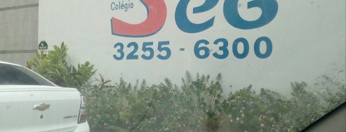 Colégio SEG is one of Colégios.