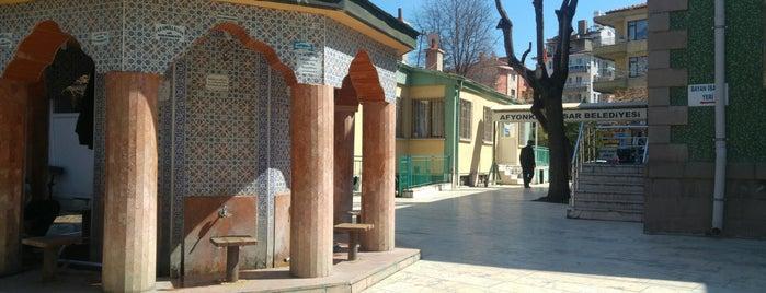 Yeşil Camii is one of Lugares favoritos de Ekrem.