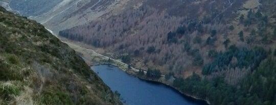 Glenealo Valley is one of Ireland's call.