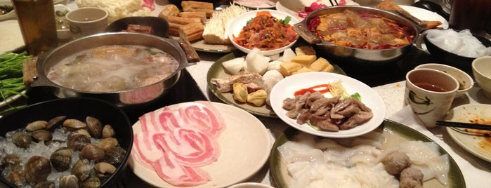 Minni's Shabu Shabu is one of Karen 님이 좋아한 장소.