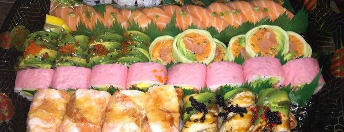 X.O. Sushi is one of Posti salvati di Christopher.