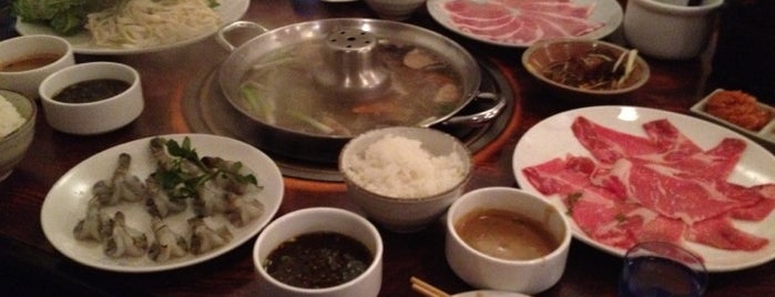 Shabu-Tatsu is one of NY to do.