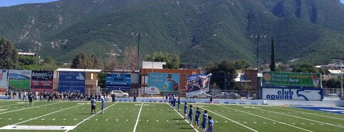 Club Águilas is one of Locais salvos de Melissa.