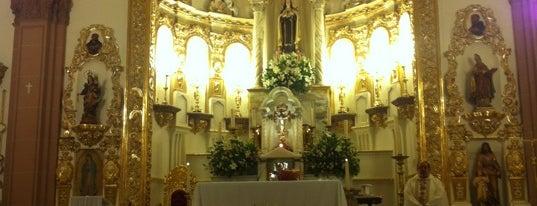 Parroquia de Santa Teresita del Niño Jesús is one of Locais curtidos por Paco.