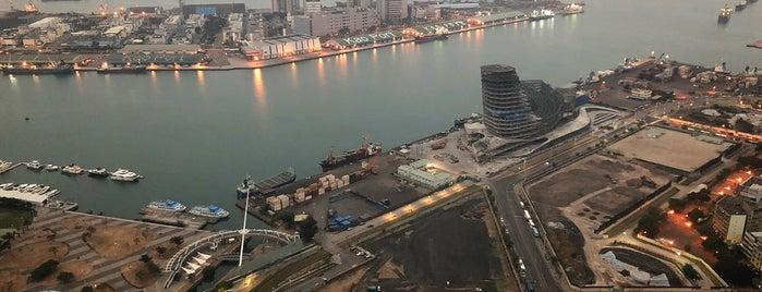 君鴻國際酒店 is one of Lykourgos : понравившиеся места.