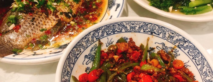 Hunan Chilli King is one of The Top 10 Chinese Restaurants.
