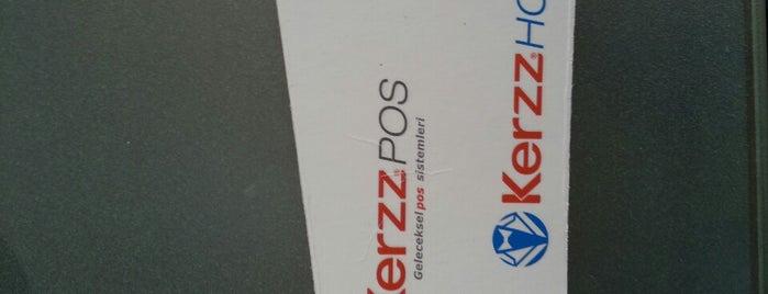 Kerzz POS is one of Burcu 🎈🎈 님이 저장한 장소.