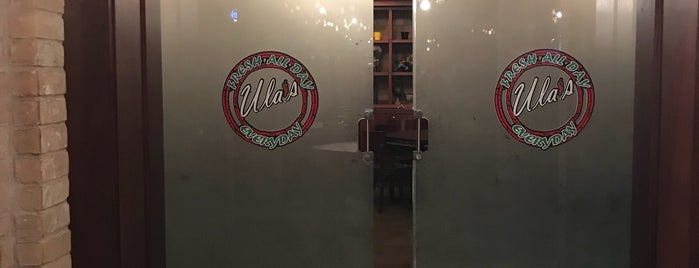 Ula's Mexican Restaurant & Cantina is one of eva's Liked Places.