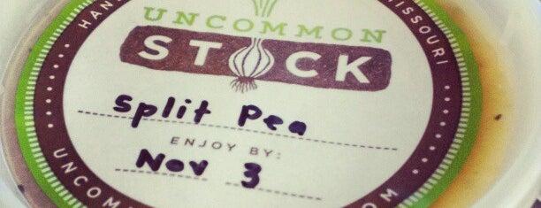 Uncommon Stock is one of Tempat yang Disimpan Allison.