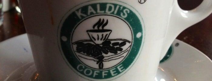 Kaldis Coffee Friendship is one of สถานที่ที่ TARIK ถูกใจ.