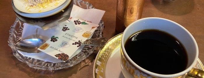 LiLo Coffee Kissa is one of Dat 님이 저장한 장소.