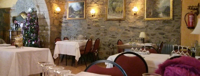 Restaurant Can Bonamic is one of สถานที่ที่ enrico ถูกใจ.