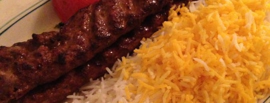 Ravagh Persian Grill is one of NY to-do.