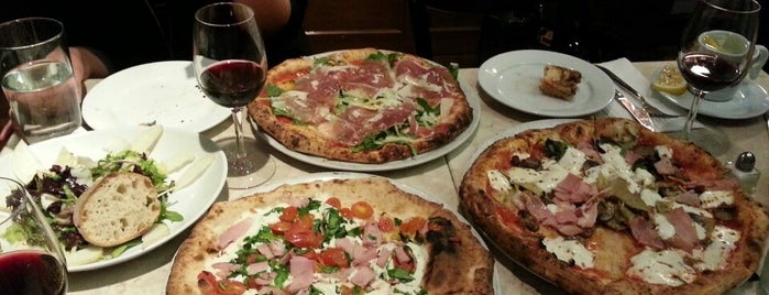 Kesté Pizza & Vino is one of NYC eats.