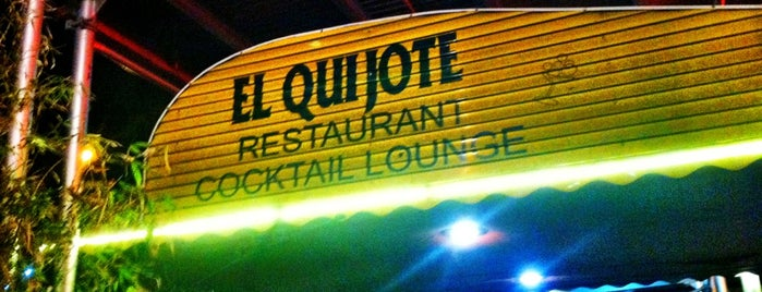 El Quijote is one of New York Gottas.