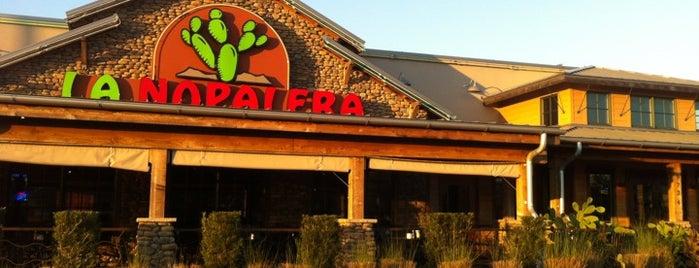La Nopalera is one of Chris : понравившиеся места.