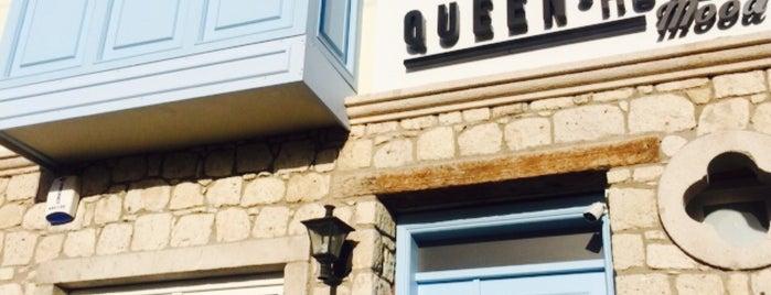 Queen hotels mood is one of Nez : понравившиеся места.