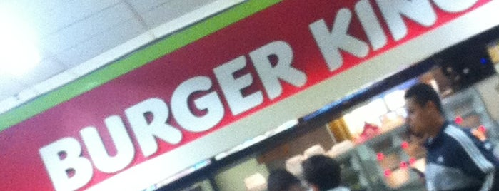Burger King is one of Rangos.
